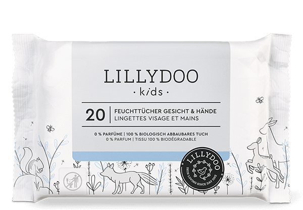 LILLYDOO Wipes
