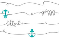 LILLYDOO Windel Design Ahoy, Little Sailor